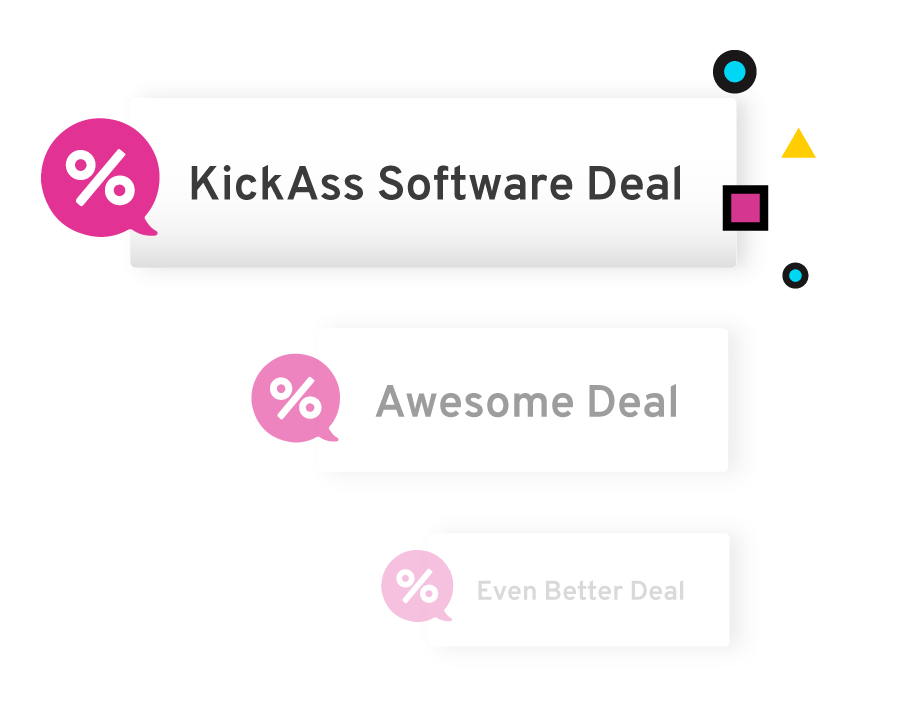 KickAss SaaS Software Deals